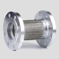 Stainless Steel Flexible Flange Hose