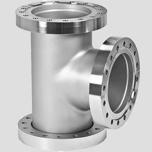 Vacuum Flange Tee and Fittings